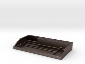 Tabletop Organizer in Stainless Steel