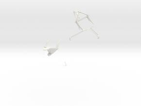 PS3 controller & HTC Desire 816 dual sim in White Natural Versatile Plastic