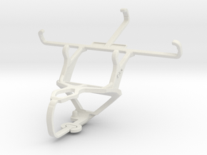 Controller mount for PS3 & LG G2 mini in White Natural Versatile Plastic