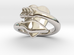 Cupido Ring 28 - Italian Size 28 in Platinum