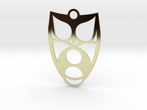 Owl #2 in 18k Gold