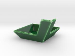 Faro Cooker in Gloss Oribe Green Porcelain