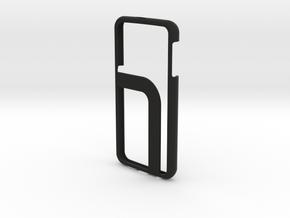 Galaxy S6 Case in Black Natural Versatile Plastic
