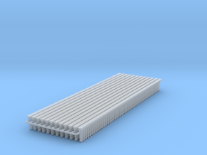 Type 2 Valance X 12 V3 N Scale in Smooth Fine Detail Plastic