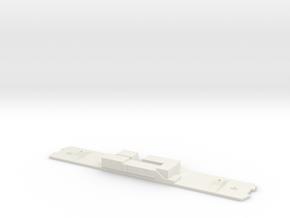 CTA 1-50 Series Frame in White Natural Versatile Plastic