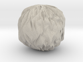 Sphere1 in Sandstone