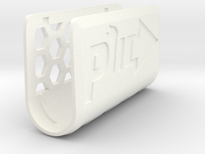 IPV4s Case - Kittah Creation in White Strong & Flexible Polished