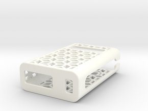 Smok M80 plus case - Kittah Creations in White Strong & Flexible Polished