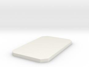 Model-5f3642461558a3fd6e2c07ecf67f21e6 in White Strong & Flexible