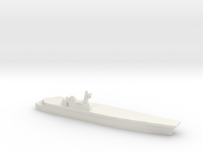 Sea Control Ship, 1/1800 in White Natural Versatile Plastic