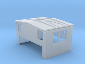 EV Cupola ATSF CE-6/8/11/SOO Line no. 56-145 in Smooth Fine Detail Plastic