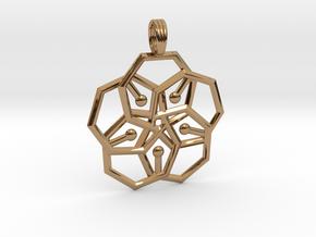 MIDNIGHT STAR in Polished Brass