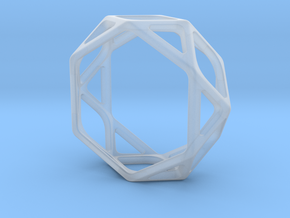 Structural Ring size 9 in Smooth Fine Detail Plastic