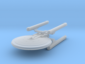 1/2500 - Tessera Cruiser (hollow nacelles) in Smooth Fine Detail Plastic