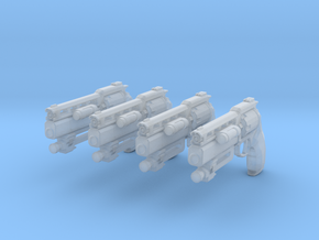 Fatebringer (1:18 Scale) 4 Pack in Smooth Fine Detail Plastic