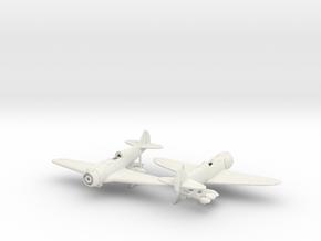 1/200 Lavochkin La-5FN in White Natural Versatile Plastic