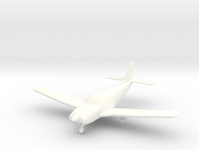 Piper Saratoga PA-32R in 1/96 in White Strong & Flexible Polished