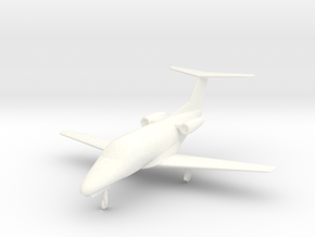 Embraer Phenom 100 in 1/96 in White Strong & Flexible Polished