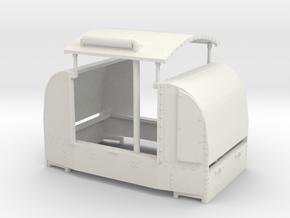 B-1-32-open-simplex in White Natural Versatile Plastic