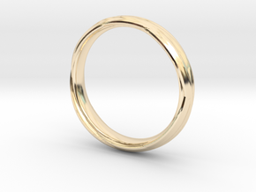 Ring 7c in 14K Yellow Gold