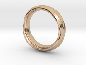 Ring 7 in 14k Rose Gold