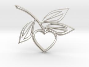 Heart1b in Natural Sandstone