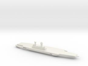 CVA-01, 1/3000 in White Natural Versatile Plastic