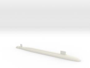 Virginia SSN, 1/2400 in White Strong & Flexible