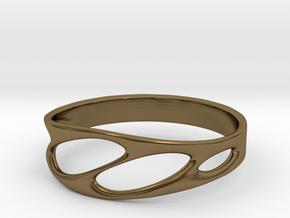 Frohr Design Bracelet Light in Polished Bronze