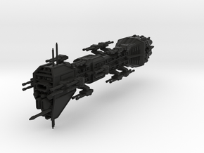 EA Dreadnought Large in Black Strong & Flexible