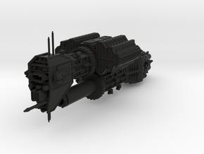 EA Destroyer Large in Black Natural Versatile Plastic