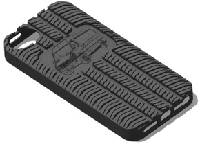iPhone 5 Sprinter NCV3 Passenger in Black Strong & Flexible