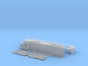 TT Scale SDL39 in Frosted Ultra Detail
