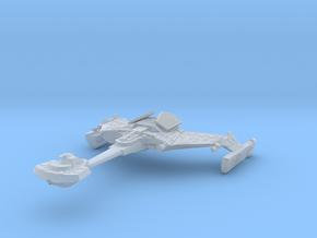 D 11 BattleShip in Smooth Fine Detail Plastic