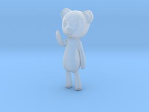 Among the Sleep Teddy Bear in Smooth Fine Detail Plastic
