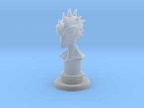 Alien-03 in Smooth Fine Detail Plastic