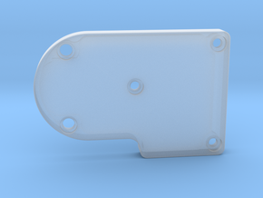 DJI Phantom 3 Gimbal Replacement Yaw Arm Cover in Smooth Fine Detail Plastic