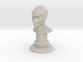 Alien-05 in Natural Sandstone