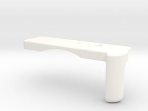 Canon QL17 grip in White Processed Versatile Plastic