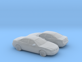 1/160 2X 2005-09 Buick LaCross in Smooth Fine Detail Plastic