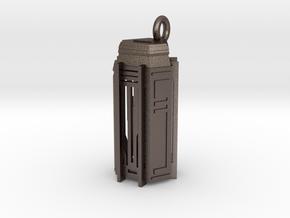 Key Locker Pendant (1.75 inch) in Stainless Steel