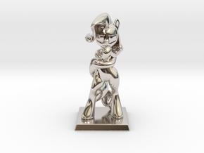 My Little Pony - Fabulous Rarity 10cm in Platinum
