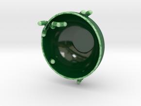 Perrin Bowl in Gloss Oribe Green Porcelain