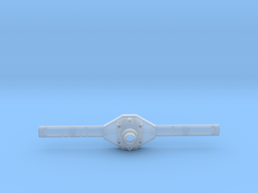 Front Axle Housing in Smooth Fine Detail Plastic