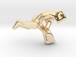 Baby Freeze in 14k Gold Plated Brass
