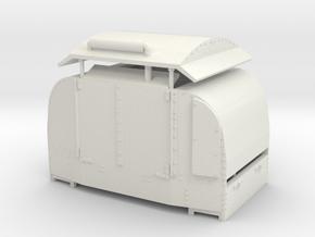 B-1-55-protected-simplex in White Natural Versatile Plastic