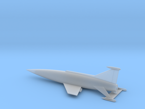 Spaceark (scale 1:1000) in Smooth Fine Detail Plastic