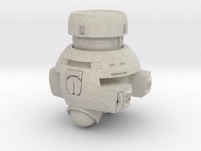 Vincent Robot in Natural Sandstone