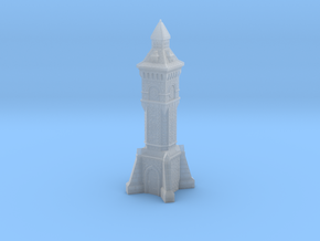 HO/OO Gauge - Victorian Clock Tower in Smooth Fine Detail Plastic