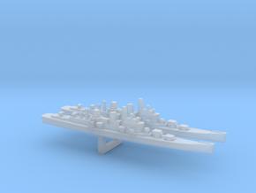 Boston-Class Cruiser x 2, 1/6000 in Smooth Fine Detail Plastic